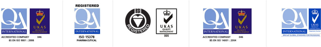 Quality Assurance / Accreditations